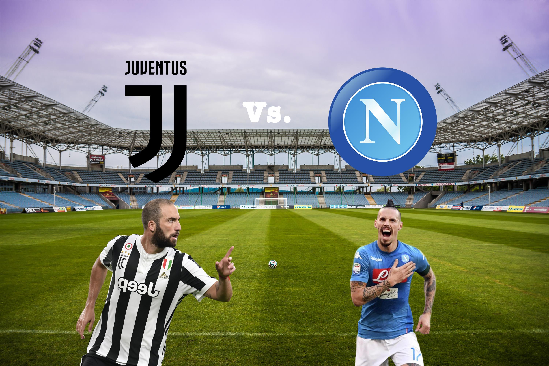 Juventus-Napoli: così lontane, così vicine
