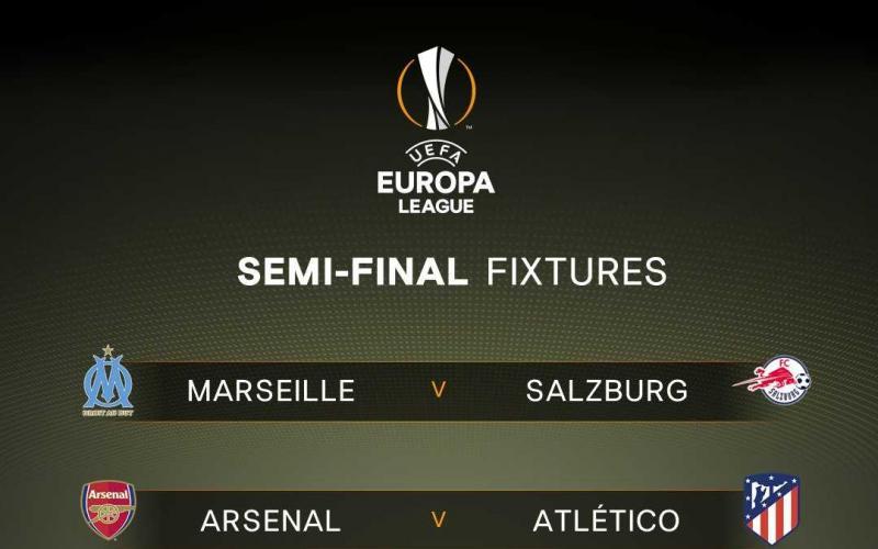 Semifinali di Europa League: due partite, due mondi diversi