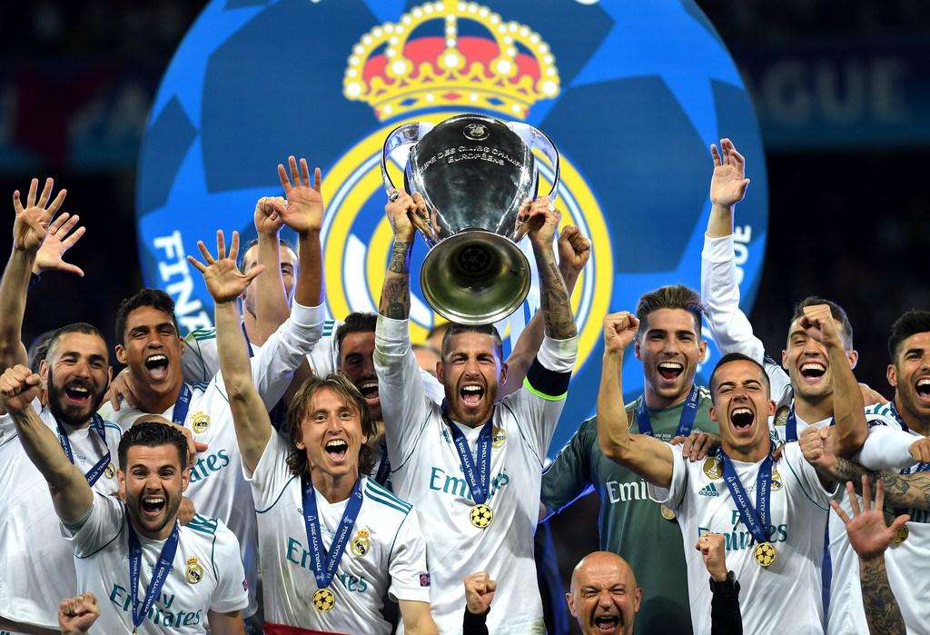 Real Madrid sul tetto d'Europa per il terzo anno consecutivo