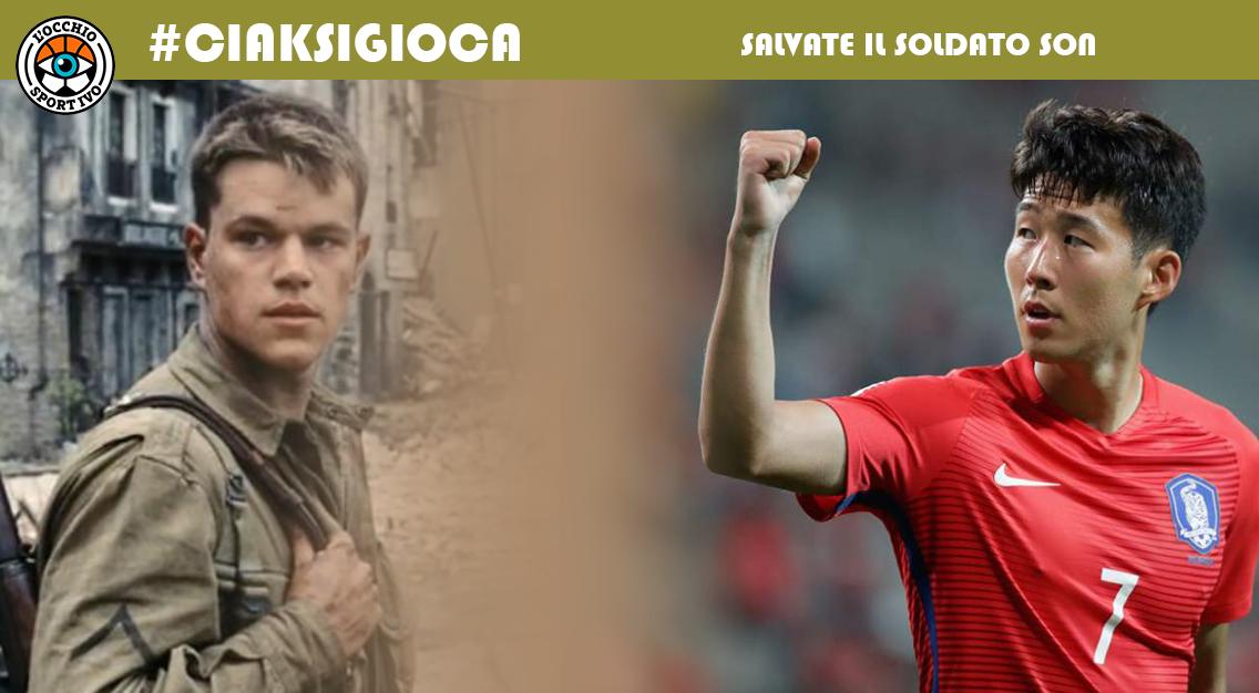 Salvate il soldato Son: il calcio come salvezza dalla guerra