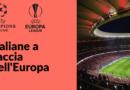 Torna l'Europa: stecca solo la Lazio