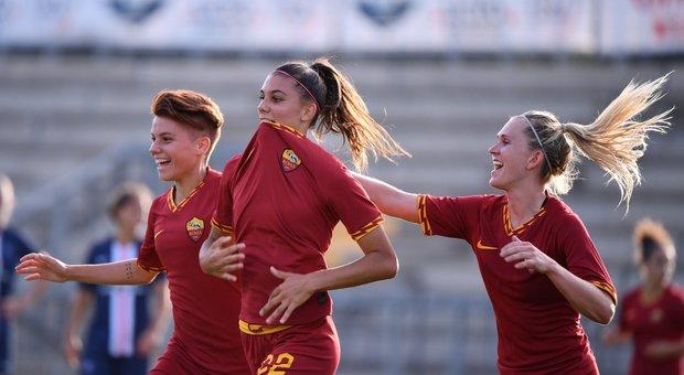 Calcio femminile: le prime due giornate