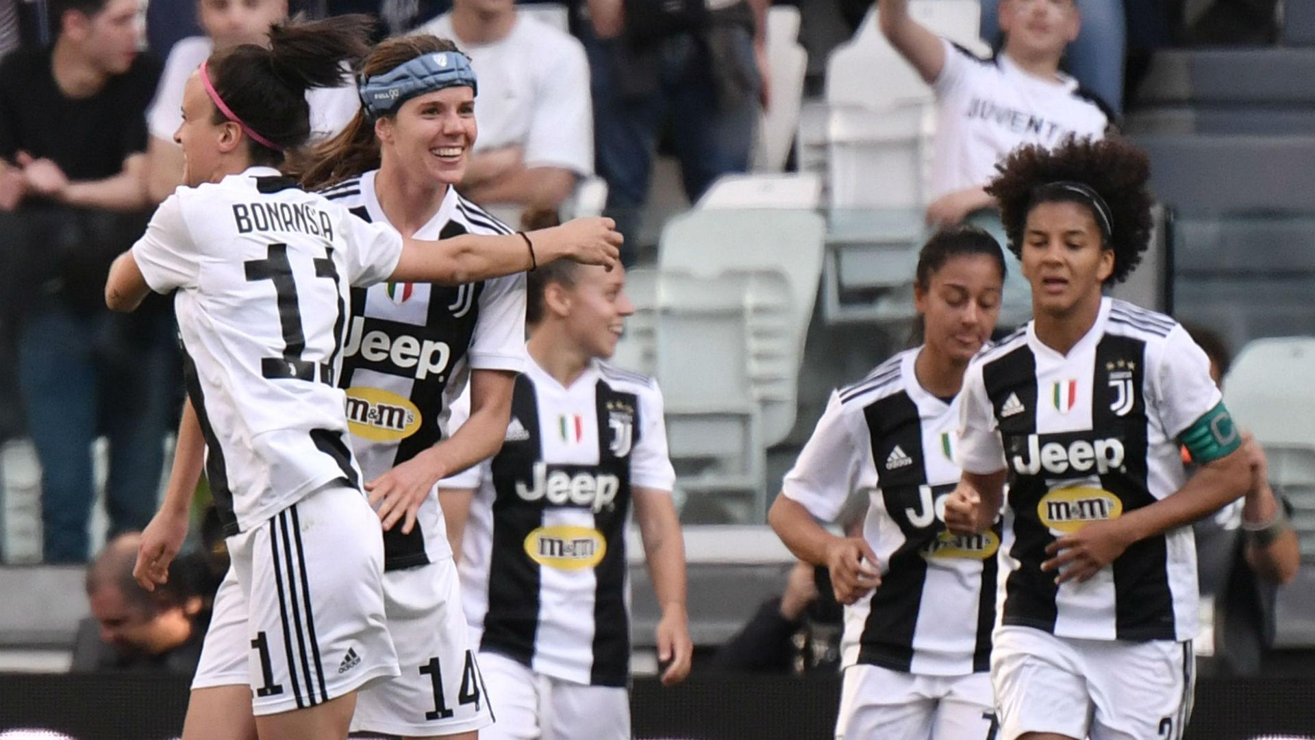 Calcio femminile: la Juventus prenota lo Scudetto