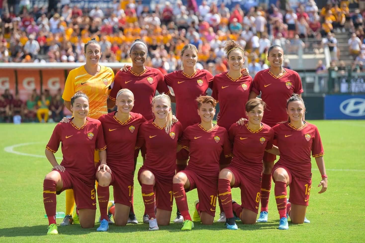 Calcio Femminile: nel week end riparte il campionato di Serie A