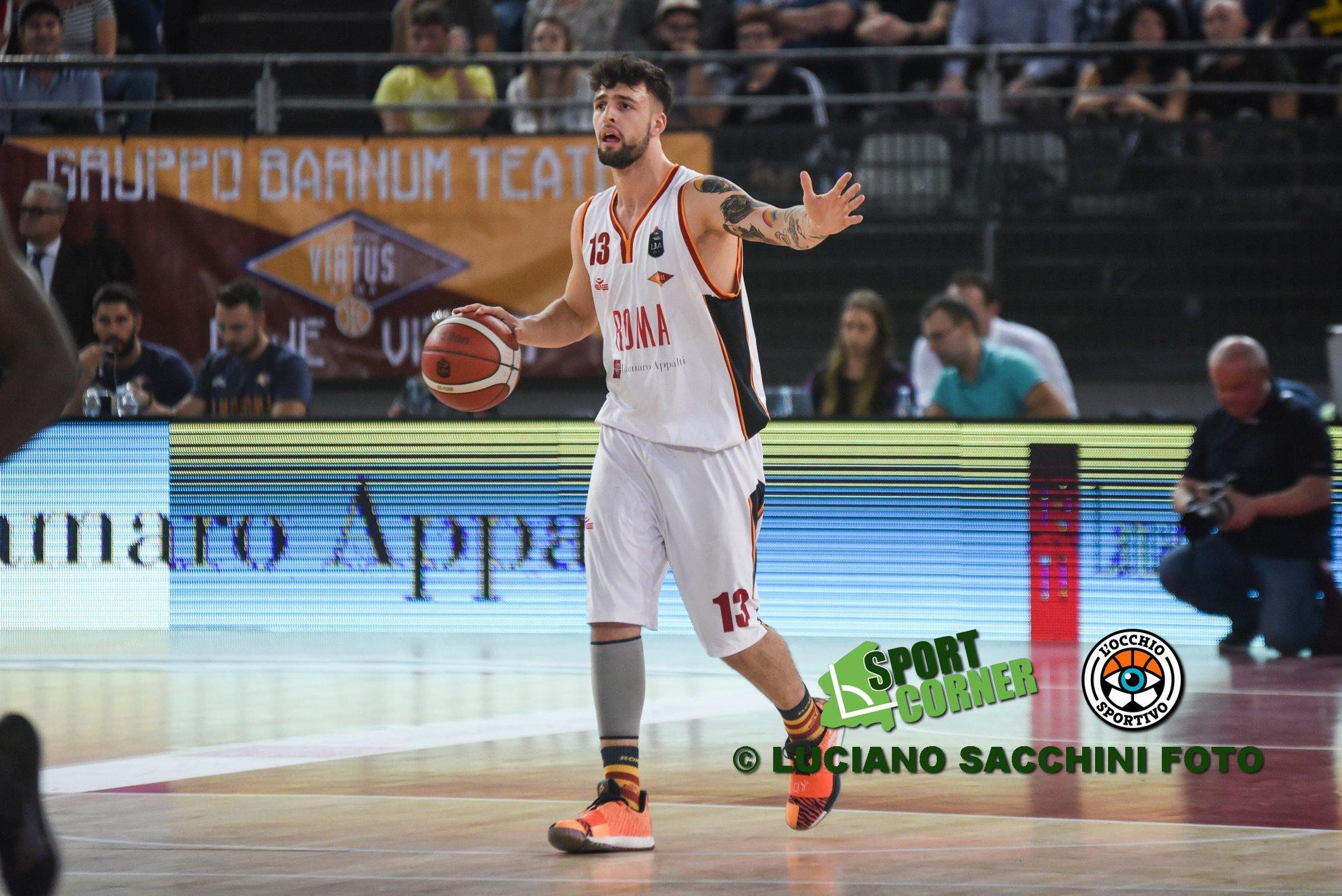 Virtus Roma nel caos totale, possibile ritiro dal campionato?