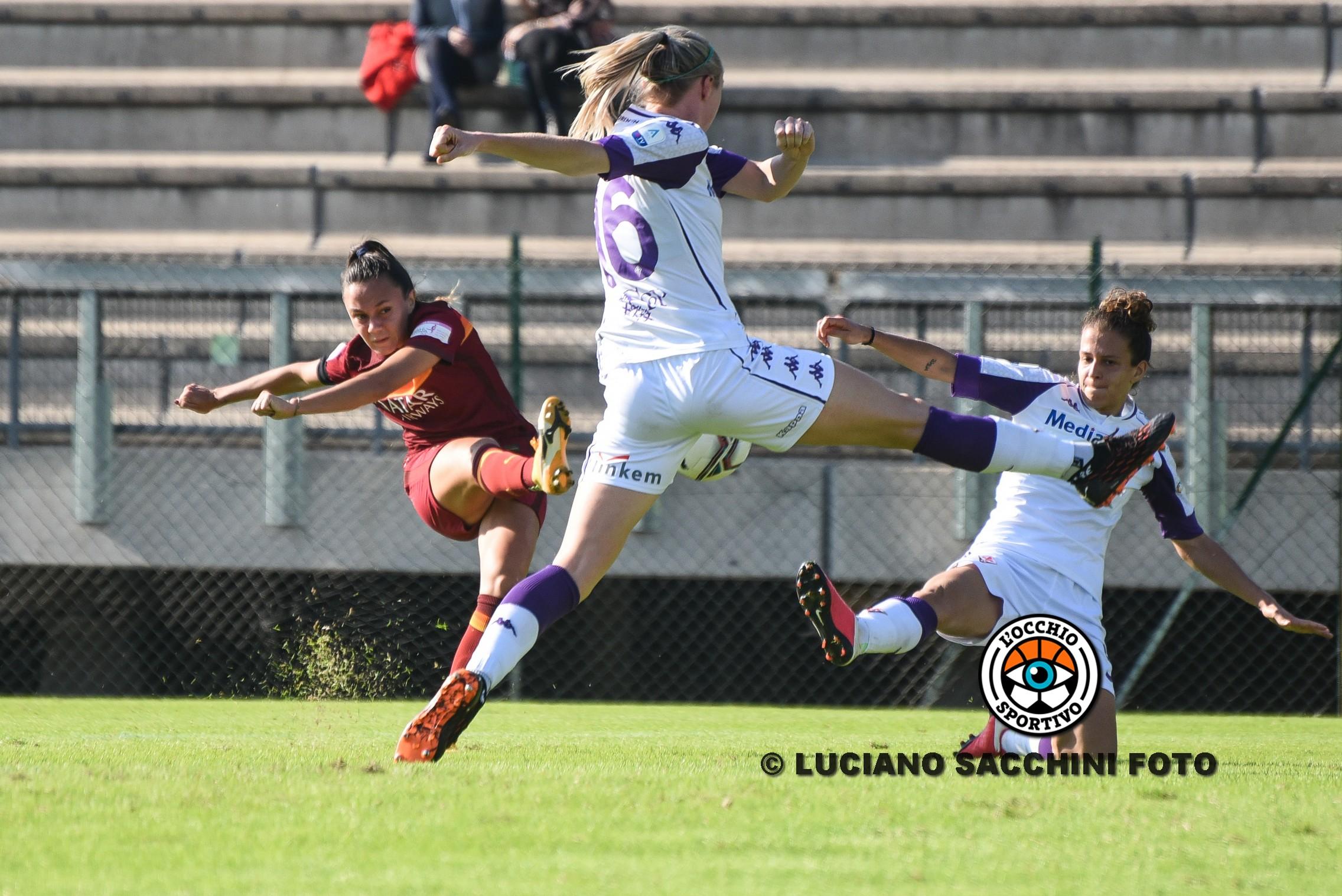 Roma-Fiorentina: un 2-2 che non serve a nessuno