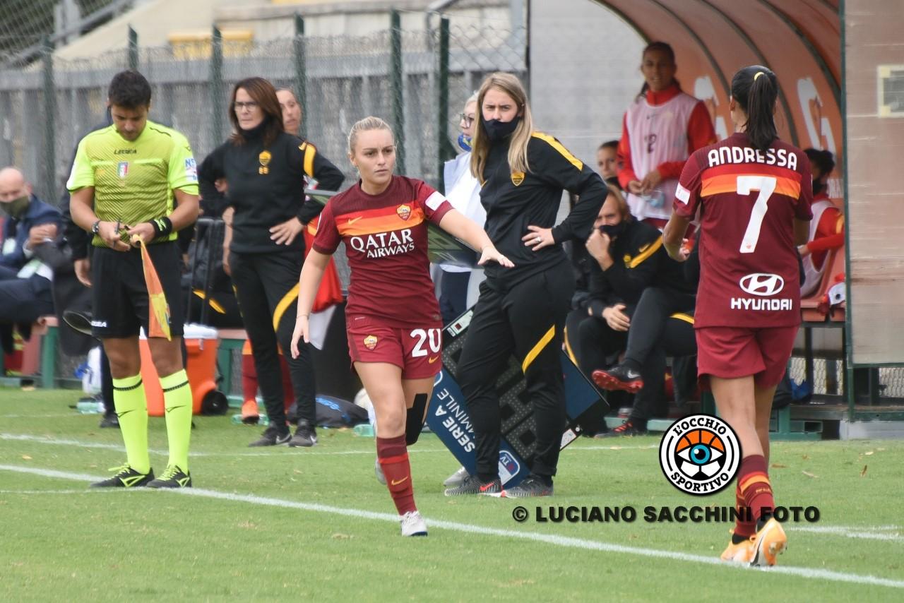 Roma 1-1 Florentia: un pareggio che sa di sconfitta
