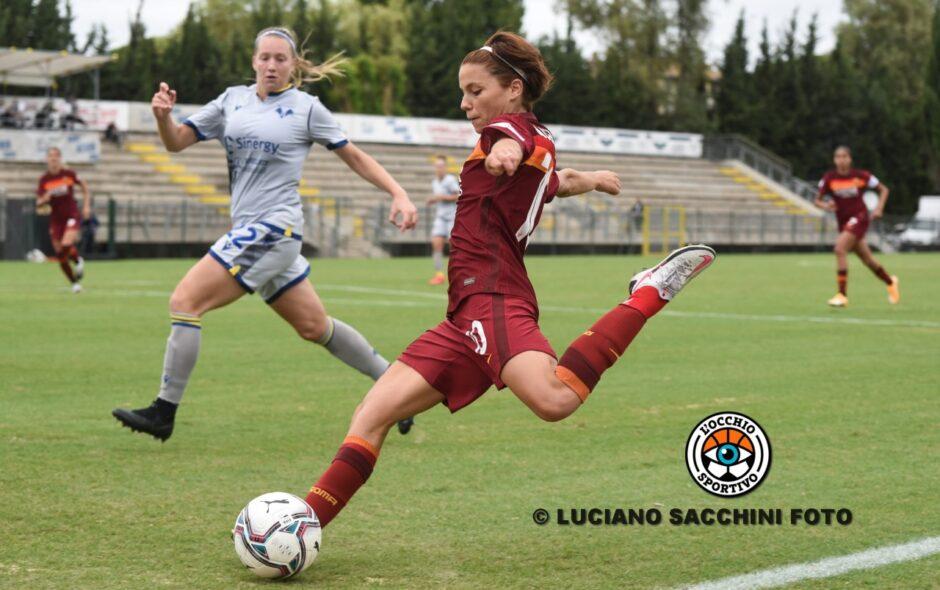 Riparte il campionato di Serie A femminile dopo un mese di stop