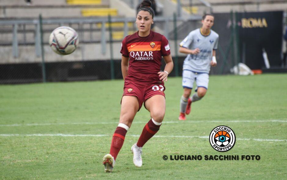 Supercoppa Femminile: si parte con Juventus – Roma