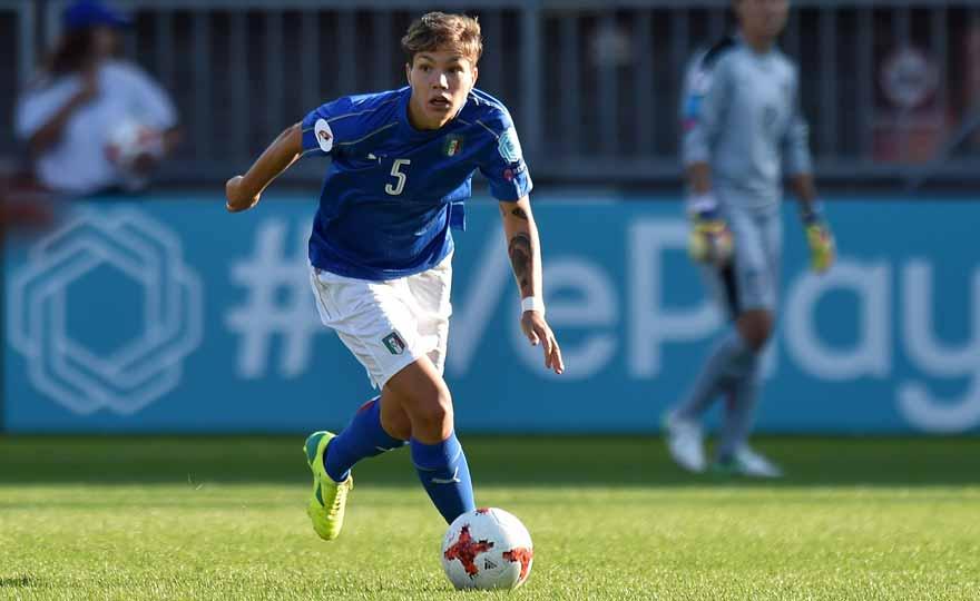 Elena Linari, biglietto di ritorno per l'Italia per riprendere a correre