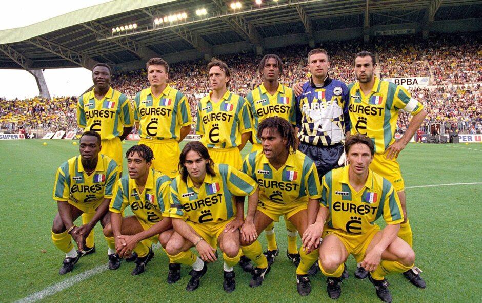 """Nantes e la rivoluzione tattica del calcio: il """"Tiki-Taka"""" è francese?"""