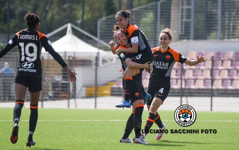 Banusic e il suo goal spettacolo: la Roma travolge l'Inter 4 – 3