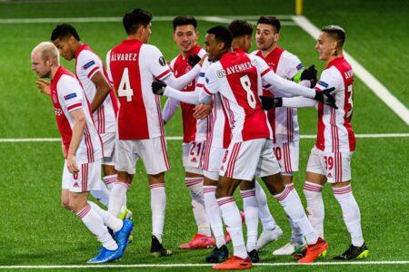 ajax roma europa league