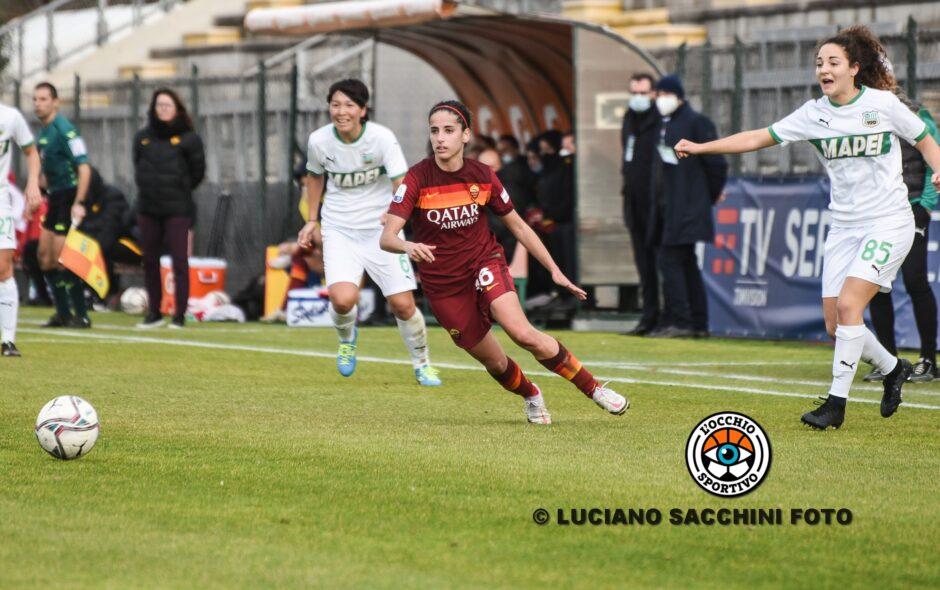 Linari non basta: la Roma pareggia a San Gimignano con la testa al Milan