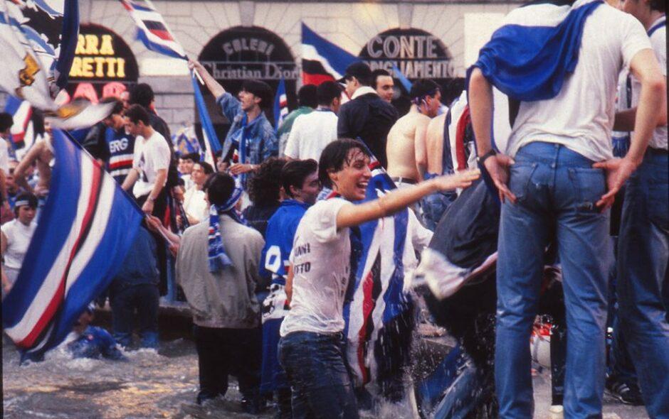 Un filo che mi porta dritto a te: lo scudetto della Sampdoria 30 anni dopo