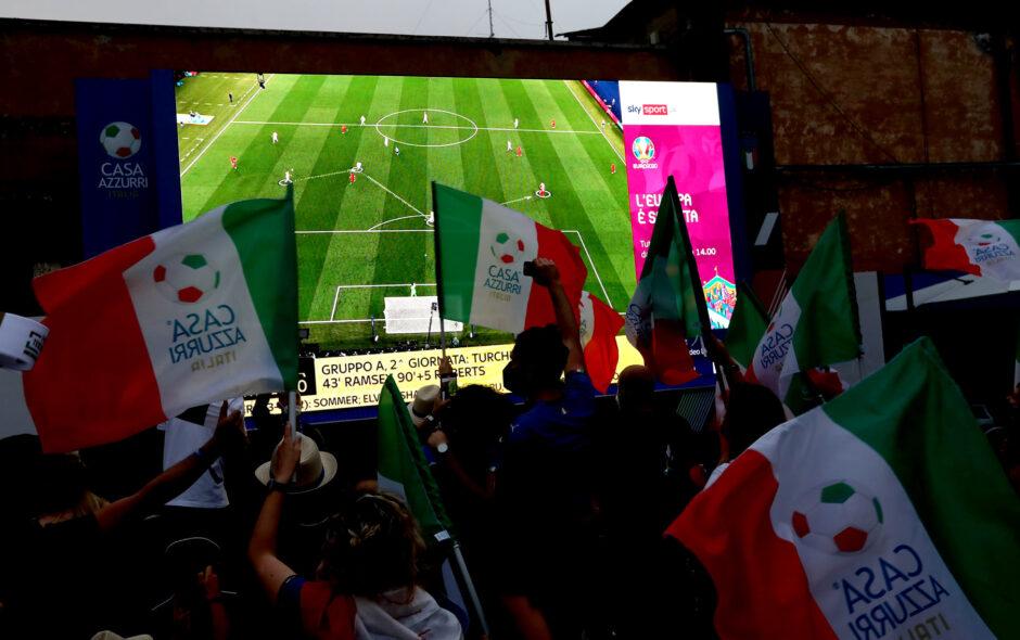 Euro 2020: Ottavi di finale, nella parte alta del tabellone molte big rischiano