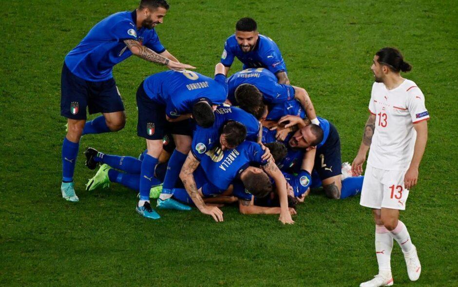 Euro2020, gli Azzurri replicano l'esordio: 3-0 alla Svizzera