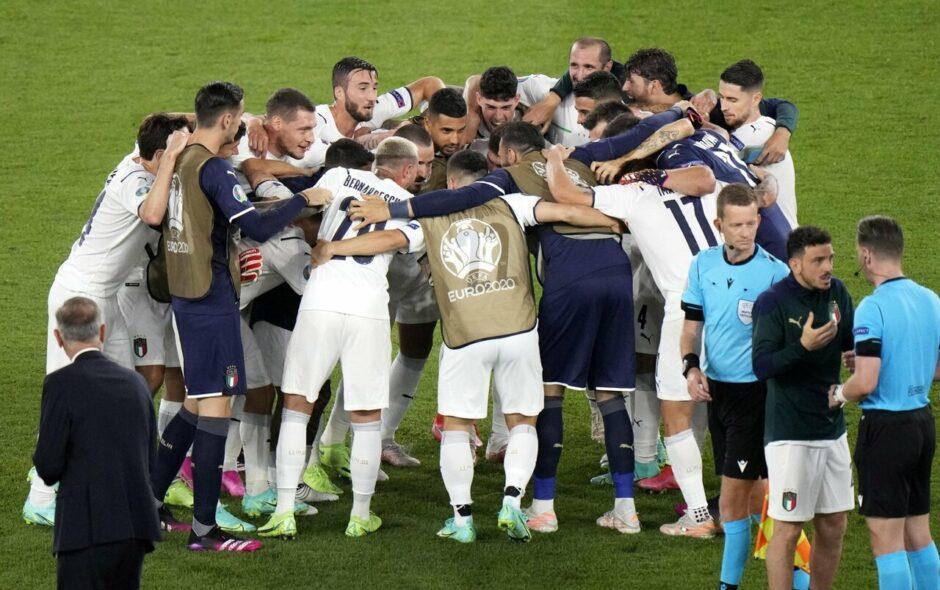 Euro2020, l'Italia parte con il piede giusto
