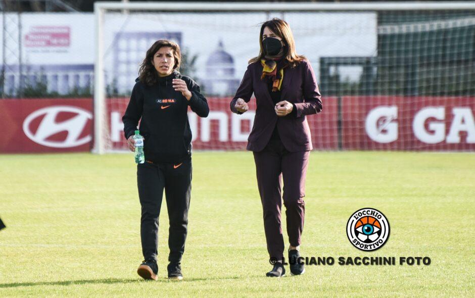 Roma femminile, lavori in corso in vista della stagione 21-22