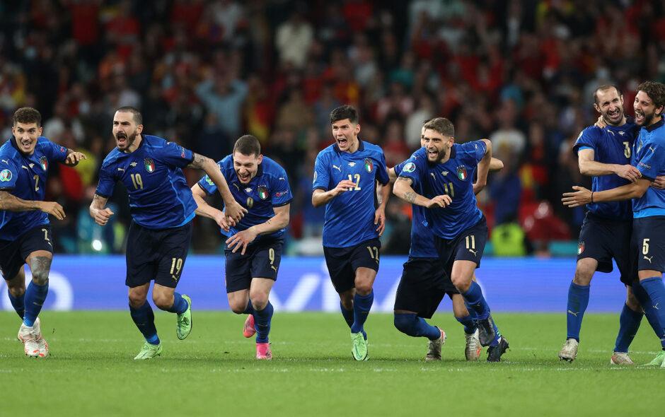 Euro2020, i rigori premiano l'Italia. Donnarumma ci porta a Wembley