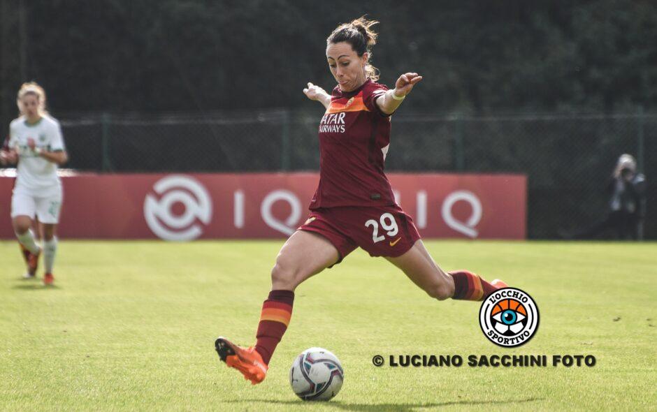 L'estate della Roma Femminile, a pochi giorni dal debutto in campionato