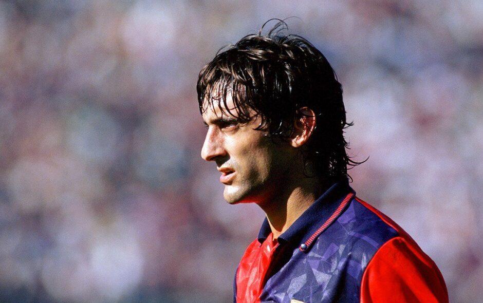 Enzo Francescoli, un principe in rossoblù