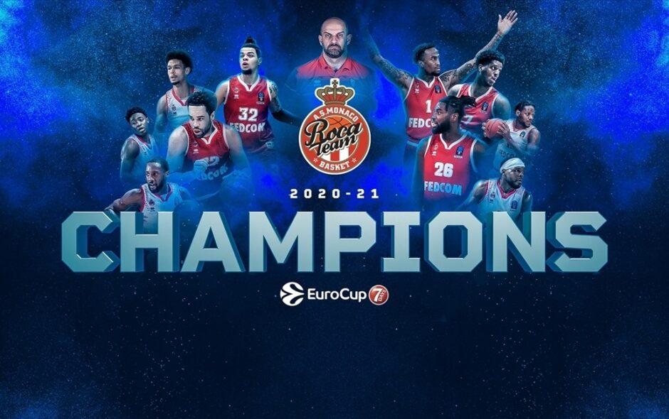 EuroCup: un sorprendente Monaco si aggiudica la finale!