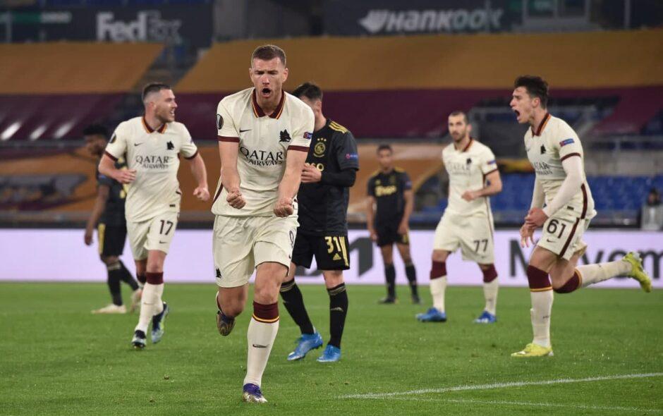 Europa League, la Roma va in semifinale. Ora il tabù United