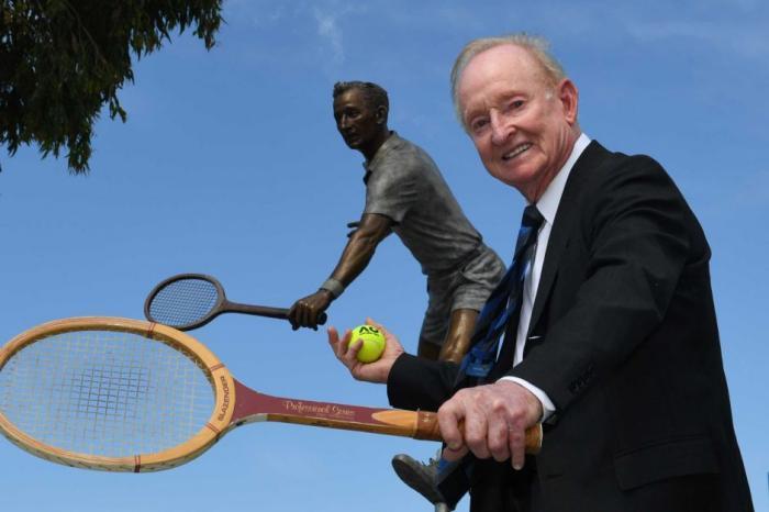 Laver: l'impresa e la conquista del Grande Slam nel 1969